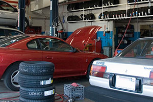 Auto Repair Shop Seattle WA
