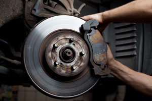 Brake Replacement Seattle WA